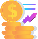 home services finance and strategy icon